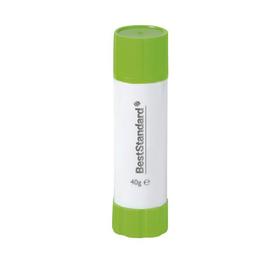 Klebestift groß 40g Lösungsmittelfrei BestStandard KF10506 (ST=40 GRAMM) Produktbild