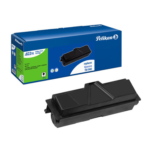 Toner Gr. 2822TK (TK-1140) für Ecosys M2035dn/FS-1035MFP 7200Seiten schwarz Pelikan 4245786 Produktbild Front View L