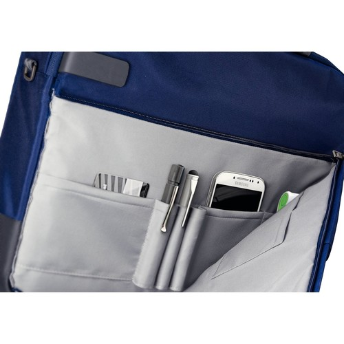 "Laptoprucksack Complete 15.6"" 31x46x20cm titanblau Leitz 6017-00-69 Produktbild Additional View 6 L"