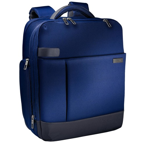 "Laptoprucksack Complete 15.6"" 31x46x20cm titanblau Leitz 6017-00-69 Produktbild"