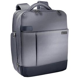 "Laptoprucksack Complete 15.6"" 31x46x20cm silbergrau Leitz 6017-00-84 Produktbild"