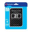 Festplatte 6,35cm (2,5 Zoll) USB 3.0 2TB 2. Generation inklusive Software NERO Back IT Up Retail-Blister 3D-Optik Produktbild