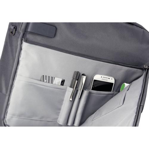 """Laptoptasche Complete 13,3"""" 38,5x8x28cm silbergrau Leitz 6039-00-84 Produktbild Additional View 6 L"""