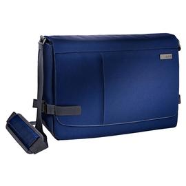 "Laptoptasche Complete 15,6"" 39x29x15,5cmcm titanblau Leitz 6019-00-69 Produktbild"