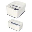 Aufbewahrungsschale MyBox 307x55x105mm weiß/grau Leitz 5258-10-01 Produktbild Additional View 2 S
