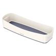 Aufbewahrungsschale MyBox 307x55x105mm weiß/grau Leitz 5258-10-01 Produktbild