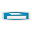 Aufbewahrungsschale MyBox 307x55x105mm weiß/blau Leitz 5258-10-36 Produktbild Additional View 1 S