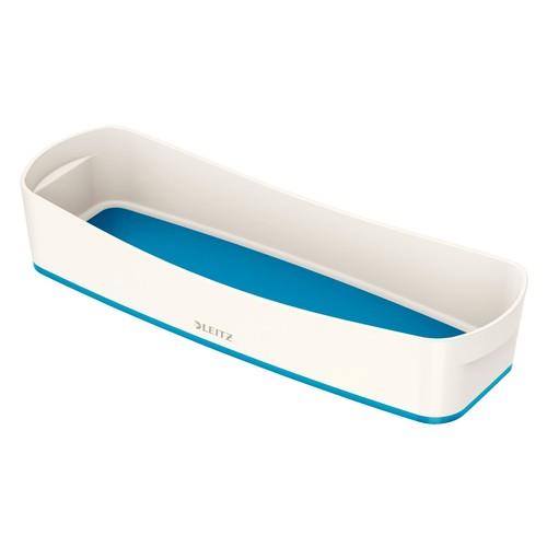 Aufbewahrungsschale MyBox 307x55x105mm weiß/blau Leitz 5258-10-36 Produktbild