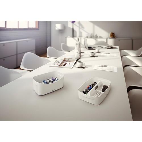 Aufbewahrungsschale MyBox 246x98x160mm weiß/grau Leitz 5257-10-01 Produktbild Additional View 5 L