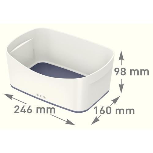 Aufbewahrungsschale MyBox 246x98x160mm weiß/grau Leitz 5257-10-01 Produktbild Additional View 7 L
