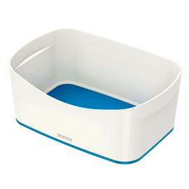 Aufbewahrungsschale MyBox 246x98x160mm weiß/blau Leitz 5257-10-36 Produktbild