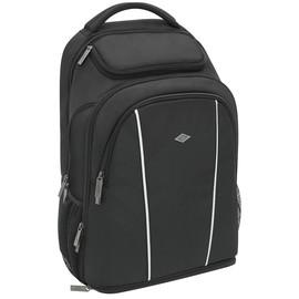 """Laptoprucksack Business bis 15,6"""" 33x16,5x51cm schwarz Wedo 597601 Produktbild"""