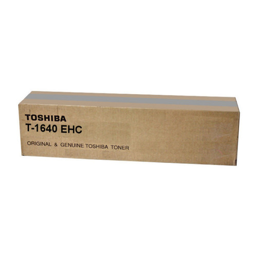 Toner T-1640E für E-Studio 163/165/166 167/203/205/206 24000Seiten schwarz Toshiba 6AJ00000024 Produktbild Front View L