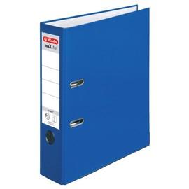 Ordner maX.file protect A4 80mm blau PP Herlitz 5480405 Produktbild