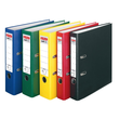 Ordner maX.file protect A4 50mm schwarz PP Herlitz 5450804 Produktbild Additional View 4 S