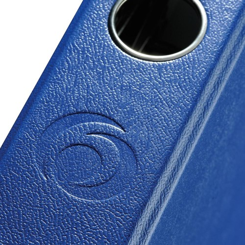 Ordner maX.file protect A4 50mm blau PP Herlitz 5450408 Produktbild Additional View 3 L