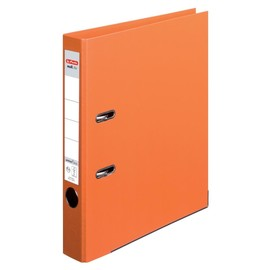 Ordner maX.file protect+ A4 50mm orange PP Herlitz 10834869 Produktbild