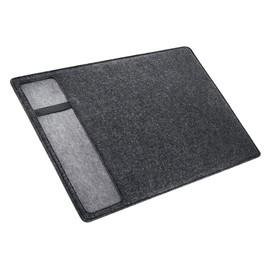 Schreibunterlage plus casualstyle 60x40x0,7cm anthrazit/grau Filz Sigel SA302 Produktbild