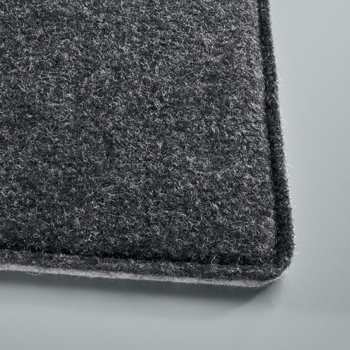 Schreibunterlage casualstyle 50x33x0,7cm anthrazit/grau Filz Sigel SA301 Produktbild Additional View 1 L