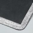 Schreibunterlage casualstyle 50x33x0,7cm anthrazit/grau Filz Sigel SA301 Produktbild Additional View 2 S
