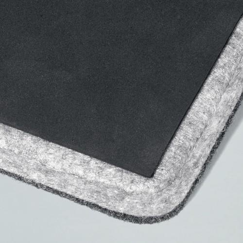 Schreibunterlage casualstyle 50x33x0,7cm anthrazit/grau Filz Sigel SA301 Produktbild Additional View 2 L