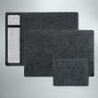 Schreibunterlage casualstyle 50x33x0,7cm anthrazit/grau Filz Sigel SA301 Produktbild Additional View 3 S