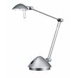 Tischleuchte LED Madrid silber Hansa 41-5010.677 Produktbild