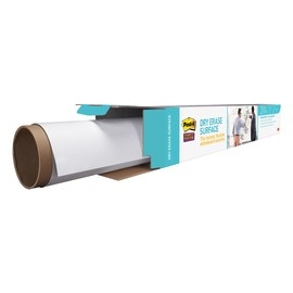 Folienrolle Post-it Super Sticky Dry Erase 60,9x91,4cm weiß 3M DEF3x2EU Produktbild