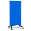 Glas-Magnetboard Mobil 175x95x4cm blau Legamaster 7-105300 Produktbild Additional View 4 S