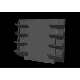 Glasboardmarker-Halter schwarz magnethaftend Legamaster 7-122100 Produktbild