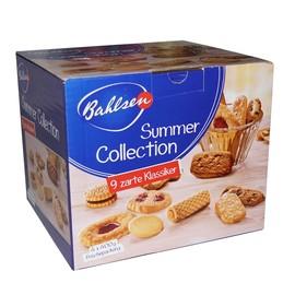 Gebäckmischung Summer Collection Bahlsen 36790 (PACKUNG = 4 X 400 GRAMM) Produktbild