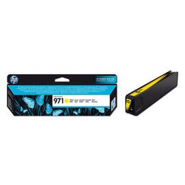 Tintenpatrone 971 für HP OfficeJet Pro X450/X470 2500Seiten yellow HP CN624AE Produktbild
