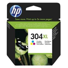 Tintenpatrone 304XL für HP DeskJet 3720/3732 7ml farbig HP N9K07AE Produktbild