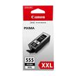 Tintenpatrone PGI-555 XXL für Canon Pixma IX6350/MX725/MX925 37ml schwarz Canon 8049B001 Produktbild