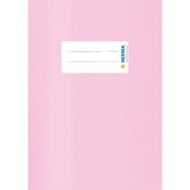 Heftumschlag A5 rosa Kunststoff Herma 7431 Produktbild