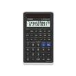 Taschenrechner 10+2-stelliges Display 144 Funktionen 19x70,5x121,5mm Solarbetrieb Casio FX-82 SolarII Produktbild