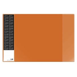 Schreibunterlage VELOCOLOR 40x60cm orange Veloflex 4680330 Produktbild