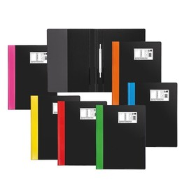 Schnellhefter VELOCOLOR A4 sortiert PVC Veloflex 4743300 Produktbild