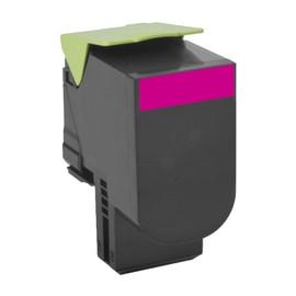 Toner für CX310/410/510 2000Seiten magenta Lexmark 80C2SM0 Produktbild