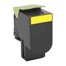 Toner für CX310/410/510 2000Seiten yellow Lexmark 80C2SY0 Produktbild