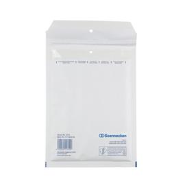 Versandtasche mit Luftpolster TYP C/0 weiß IM 140x215mm Soennecken 2272 (PACK=5 STÜCK) Produktbild