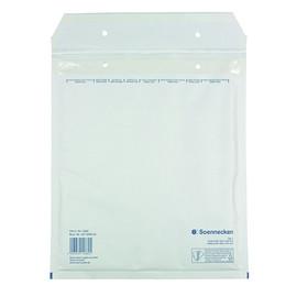 Versandtasche mit Luftpolster TYP E/2 weiß IM 210x265mm Soennecken 2282 (PACK=5 STÜCK) Produktbild