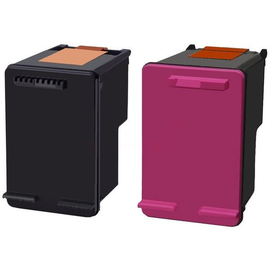 Tintenpatrone 302 MultiPack für HP DeskJet 1110/Envy 4520 schwarz 3,5ml + farbig 4ml HP X4D37AE (PACK=2 STÜCK) Produktbild