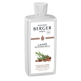 Raumduft Parfums Elégance Amrée / Amber Elegance 500ml Lampe Berger 115305 (FL=0,5 LITER) Produktbild