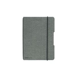 Notizheft flex A6 kariert schwarz 40 Blatt Leinen Herlitz 11361797 Produktbild