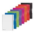 Notizheft flex A4 liniert+kariert pink 2x40 Blatt PP Herlitz 11361474 Produktbild Additional View 3 S