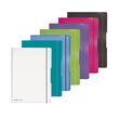 Notizheft flex A4 liniert+kariert pink 2x40 Blatt PP Herlitz 11361474 Produktbild Additional View 7 S