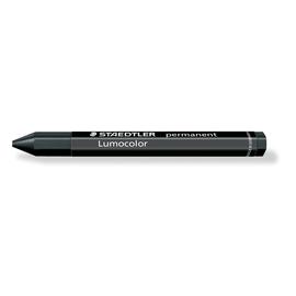 Universalkreide Lumocolor Omnigraph 236 permanent schwarz Staedtler 236-9 Produktbild