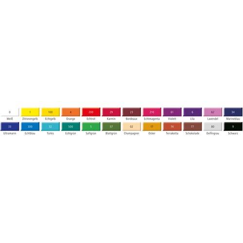 Modelliermasse FIMO Professional ofenhärtend 85g echt-magenta Staedtler 8004-210 Produktbild Additional View 2 L