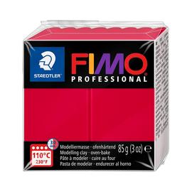 Modelliermasse FIMO Professional ofenhärtend 85g karmin Staedtler 8004-29 Produktbild